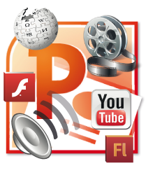 Video und Film in PowerPoint einbinden.